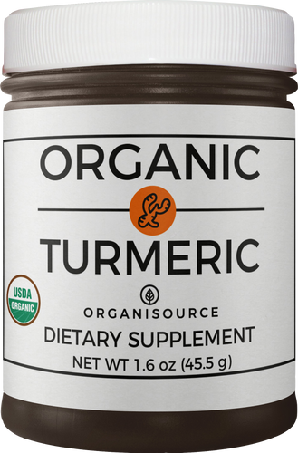 Organic Turmeric Booster Powder