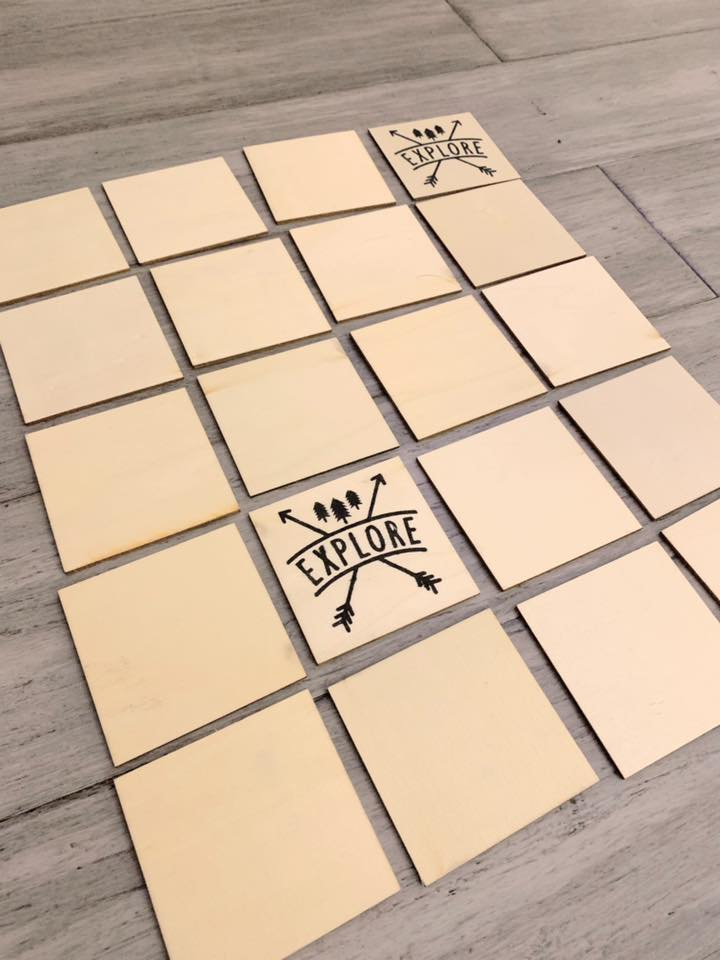 Take home kits: Matching game