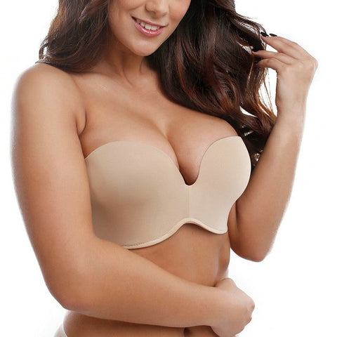 Strapless Seamless Shape Lift Bra
