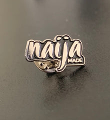 Naija Made Lapel Pin