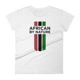 African by Nature Women's Tee