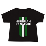Nigerian by Nature Baby Tee