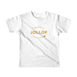 Powered by Jollof Child Tee