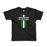 Nigerian by Nature Child Tee