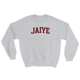 Jaiye University Grey Sweatshirt