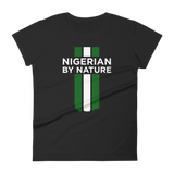 Nigerian by Nature Women's Tee