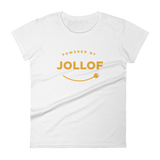 Powered by Jollof Women's Tee