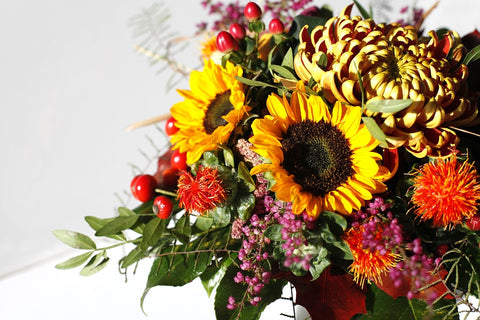mother's day gift ideas, flowers