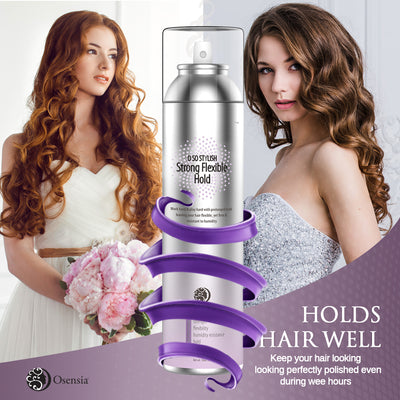 O So Stylish Strong Flexible Hold Spray 333ml
