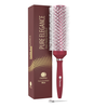 Pure Elegance - Professional Thermic Round Brush for Blow Drying, Styling & Salon Blowouts