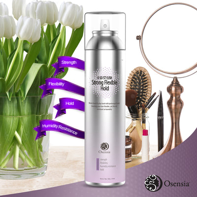 Osensia Strong Flexible Hold Spray