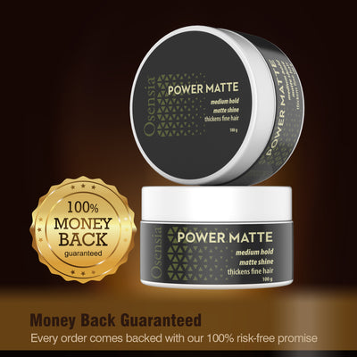 Power Matte Hair Clay 3.4oz
