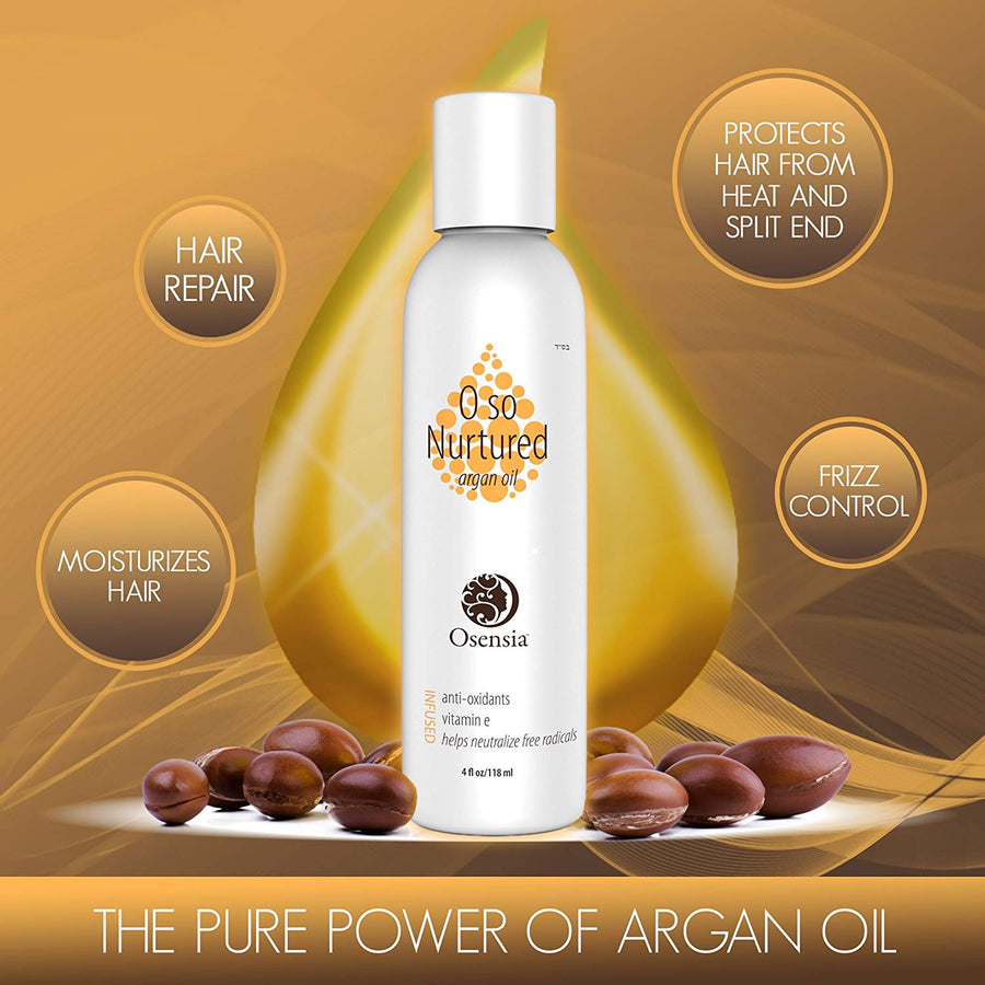 O so Nurtured Argan Oil