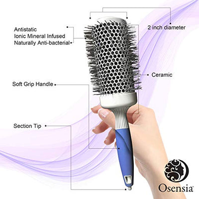 Best Round Hair Brush for Blow Drying