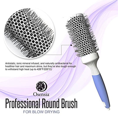 Round Brush for Blow Drying Medium