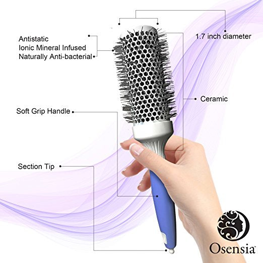 Round Brush for Blow Drying – Medium