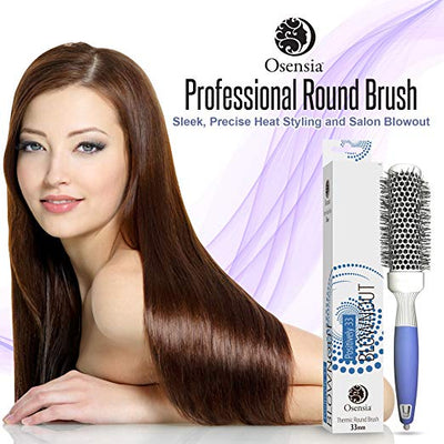 Professional Hair Styling Round Brushes