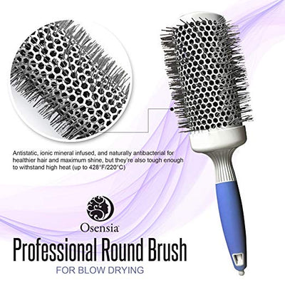 Round Brush for Blow Drying Large