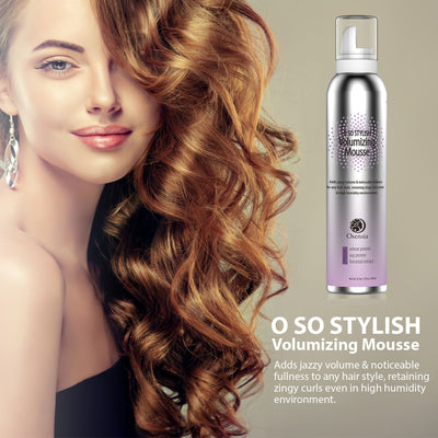 O So Stylish Volumizing Mousse 250ml
