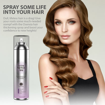 O So Stylish Root Boost Spray 250ml