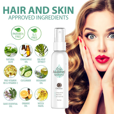 Hair Rejuvenating Mist