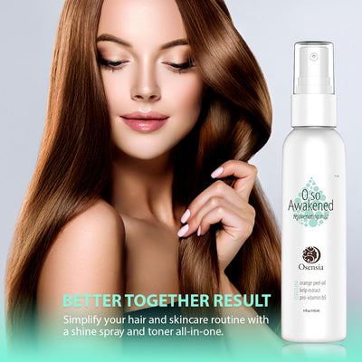 118ml Osensia Hair Rejuvenating Mist