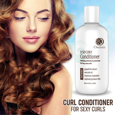 O so Curly Conditioner