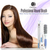 Professional Round Brush for Blow Drying - Large Ceramic - 1""