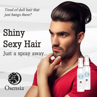 Best Hair Shine Spray