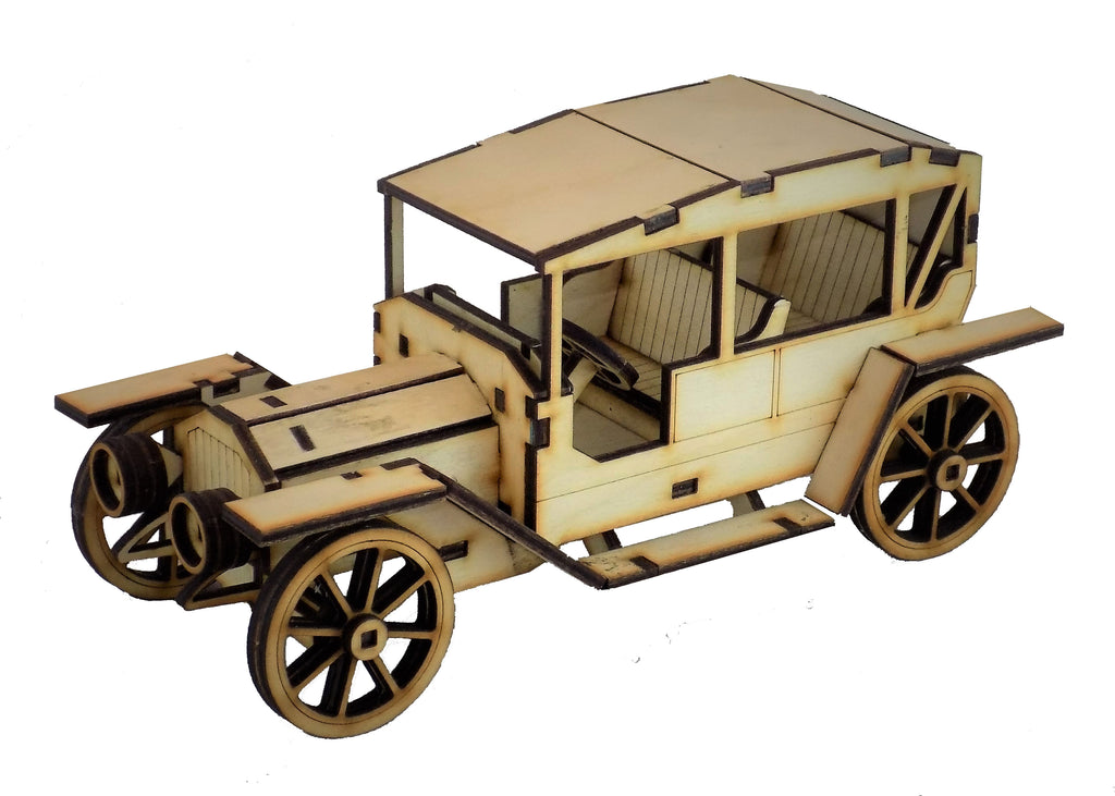 1925 Ford Model-T Tudor Sedan Kit