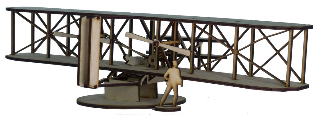 The WRIGHT FLYER kit