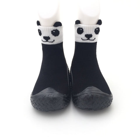 Tickle Toes • Chaussures antidérapantes • Panda