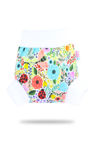 Petit Lulu - Couvre-couche Pull-Up - Blooming Garden