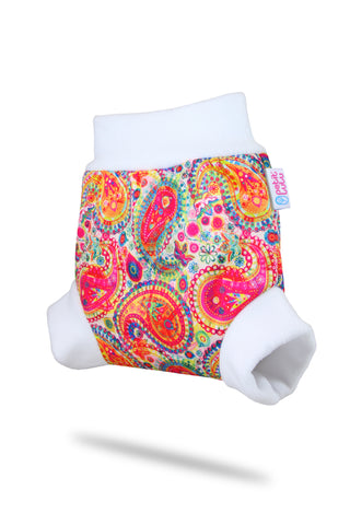 Petit Lulu - Couvre-couche Pull-Up - Colourful Orient