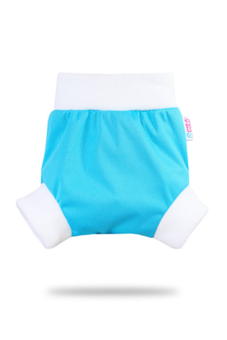 Petit Lulu - Couvre-couche Pull-Up - Bleu