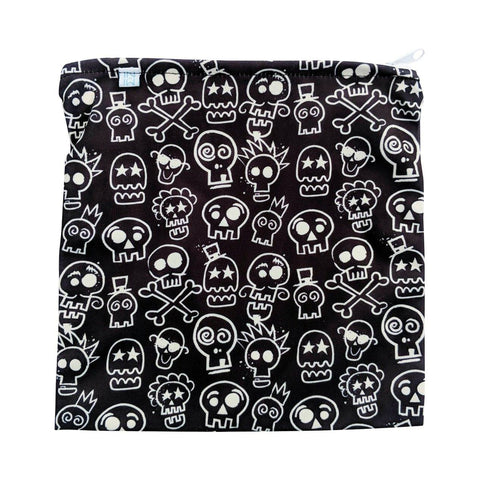 Sac à collation - Punky Skull
