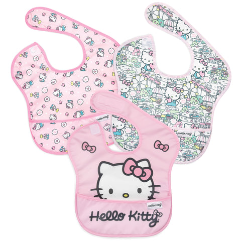 BUMKINS - HELLO KITTY - Bavettes (3)