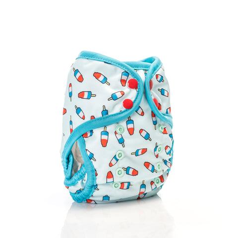 BUMMIS - Couche de piscine Swimmi • Rocket