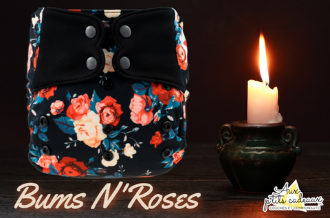 ELF - Couvre-couche (TE2) - Bums N'Roses