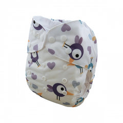ALVA • Pocket Cloth Diaper • One size • H046