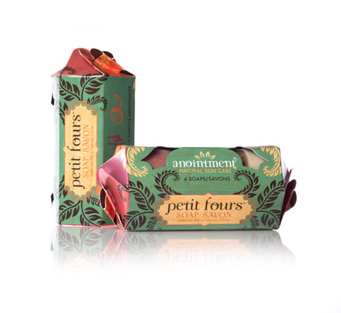ANOINTMENT • Savon • Petits fours