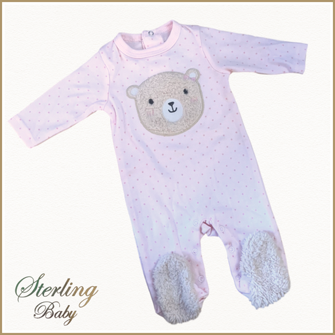 Sterling Baby • Pyjama • Ourson