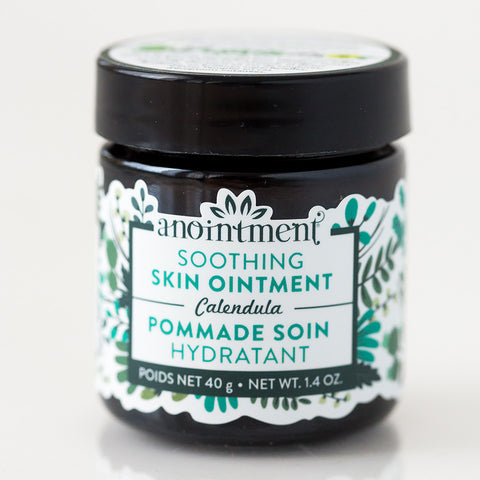 ANOINTMENT • SOINS • Pommade de soins hydratant