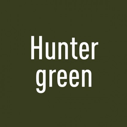 Bibs • Suces en caoutchouc naturel (paquet de 2) • Hunter Green
