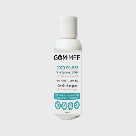 GOM-MEE - Coco mousse shampooing doux
