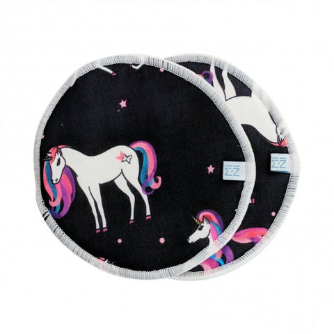 MINIHIP - Compresses d'allaitement - Dancing Unicorn
