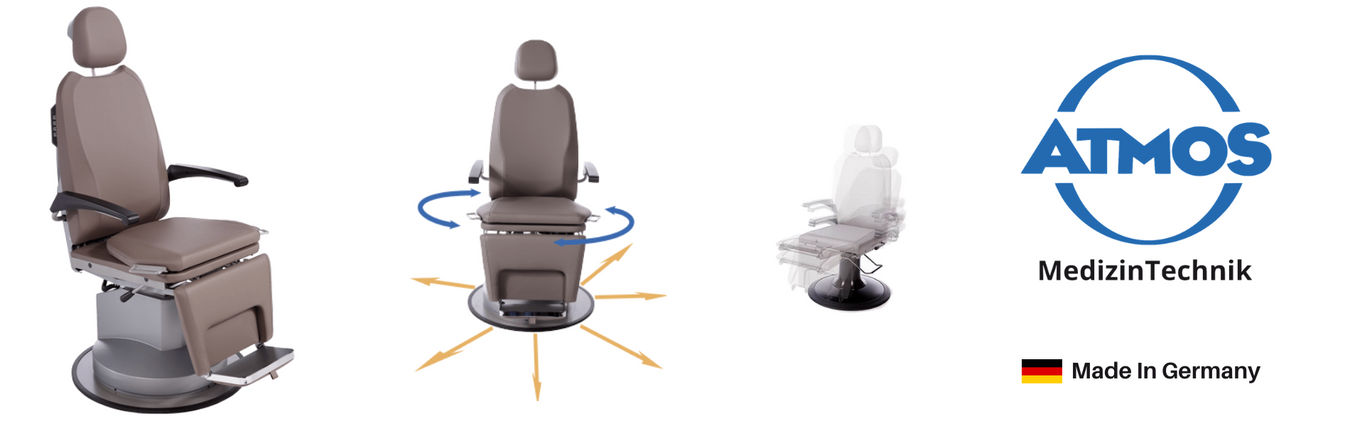 Atmos Medical ENT Patient Chairs