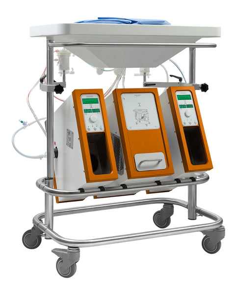Liver Assist Organ Perfusion System