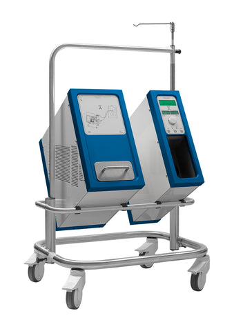 Lung Assist Organ Perfusion System