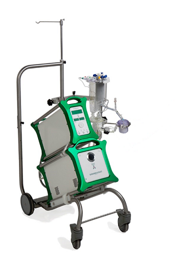 Donor Assist Organ Perfusion System Standalone